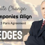 Climate Change Oil Companies Align with 2015 Paris Agreement Pledges